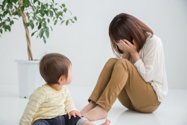 妊娠・出産に起こるうつ症状